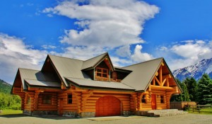 Log Home Refinishing